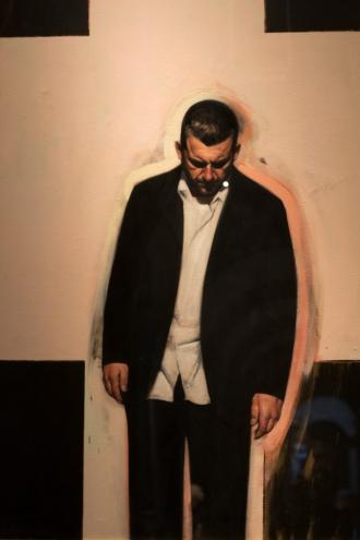 Stephen Conroy Self Portrait 1